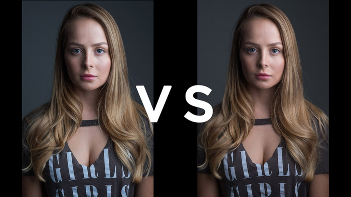 Does The Profoto Frost Dome Make A Difference At All?