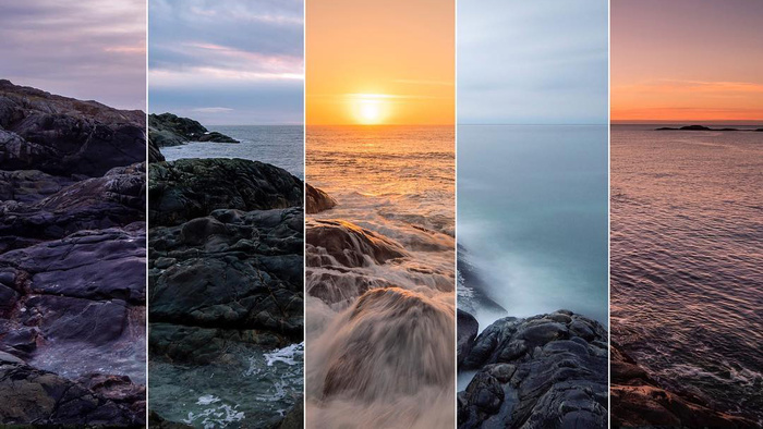 Shooting the Exact Same Composition Six Days in a Row