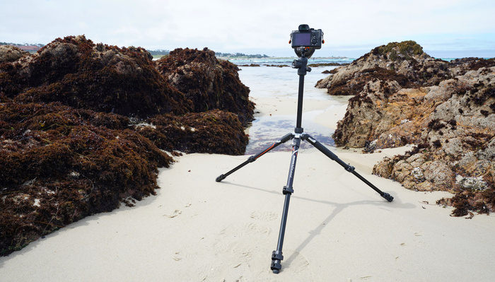 Fstoppers Reviews the Manfrotto Befree Advanced Travel Tripod for Sony Alpha Cameras