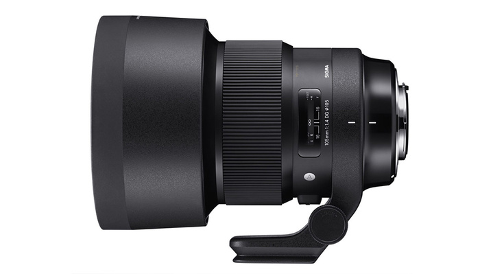 Sigma 105mm f/1.4 Art Bokeh Master Lens Pricing Is Here
