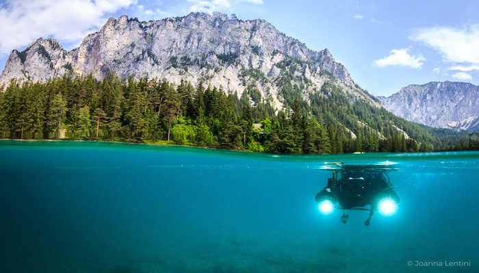 Barriers to Entry: Underwater Photography