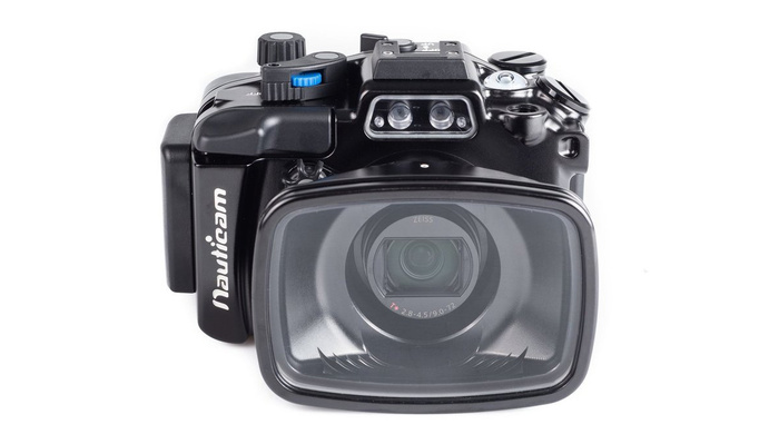 Nauticam Releases Underwater Housing for Sony RX100 VI