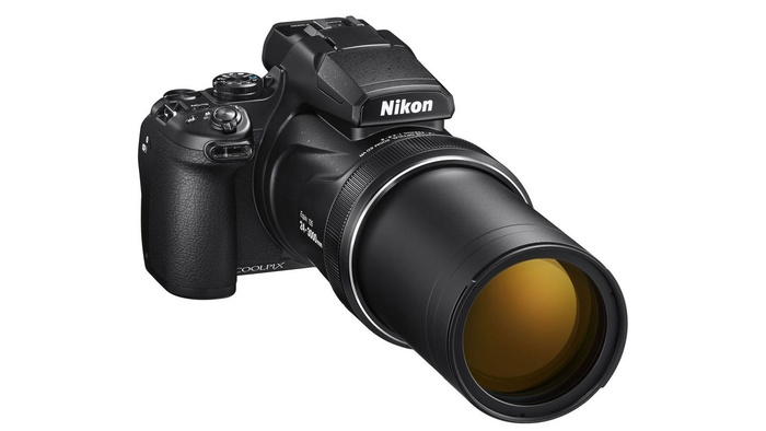 Nikon Announces New Compact P1000, Features 125x Optical Zoom