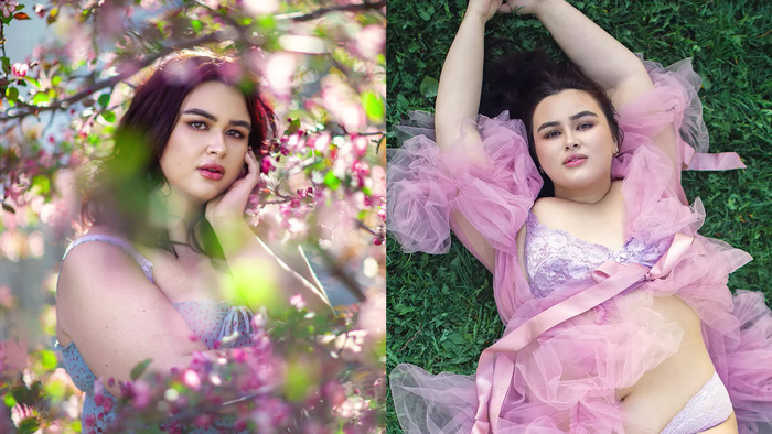 Tips and Techniques for Photographing a Plus-Size Model