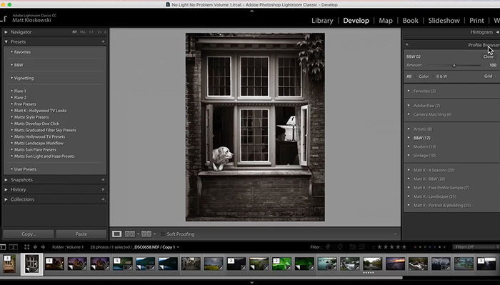 What's New in the Latest Lightroom 7.5 Update