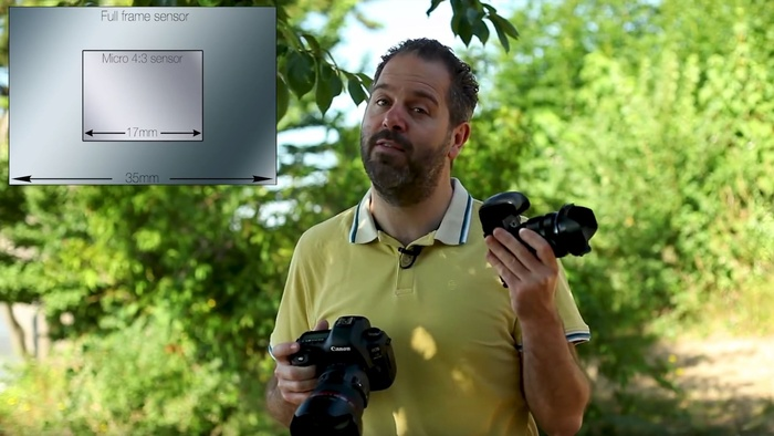 Full Frame vs. Micro Four Thirds: Do You Really Need the Extra Megapixels?