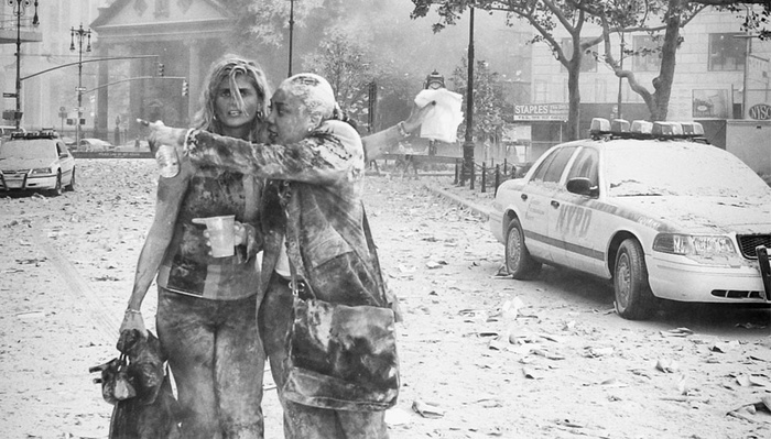 Woman Pictured in Iconic 9/11 Photo Hires Same Photographer for Wedding 17 Years Later