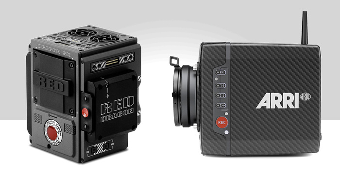 ARRI or RED for Video Productions?