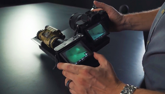 Can a Sony a7S II Compete Against Military-Grade Night Vision?