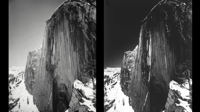 Ansel Adams: Photographing With Intention