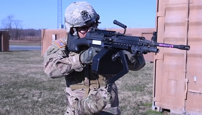 An Interesting Look at the Evolution of a Camera Stabilizer to a Military Weapon