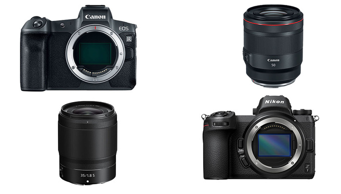 Canon and Nikon Are Approaching the Mirrorless Market From Opposite Sides, but Who Is Right?