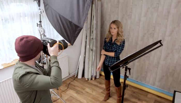 Learn These Three Lighting Setups for Headshot Photography
