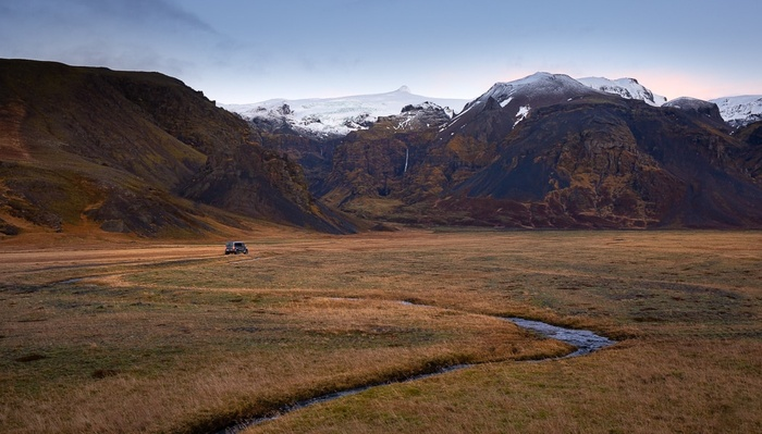 Should Winter Photographers Explore Iceland by Campervan?