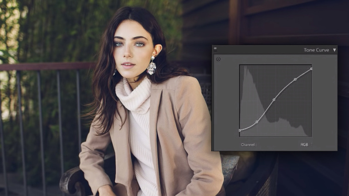 Properly Use the Tone Curve in Adobe Lightroom