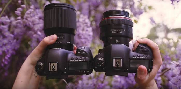 Sigma 85mm f/1.4 Art Versus Canon 85mm f/1.2L II Shootout: Which Wins?