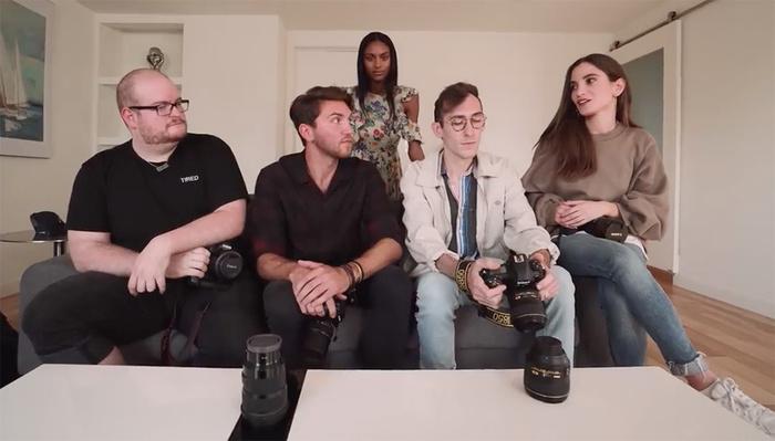 Four Photographers Shoot the Same Model: Episode Nine