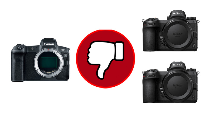 Canon and Nikon Released the Worst Cameras of 2018