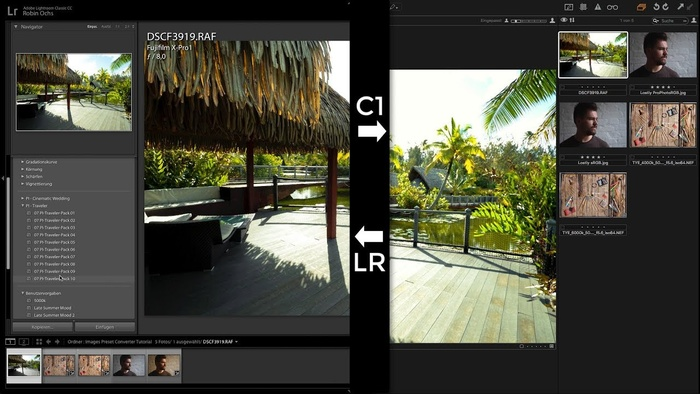 Convert Your Lightroom Presets Into Capture One Styles Easily