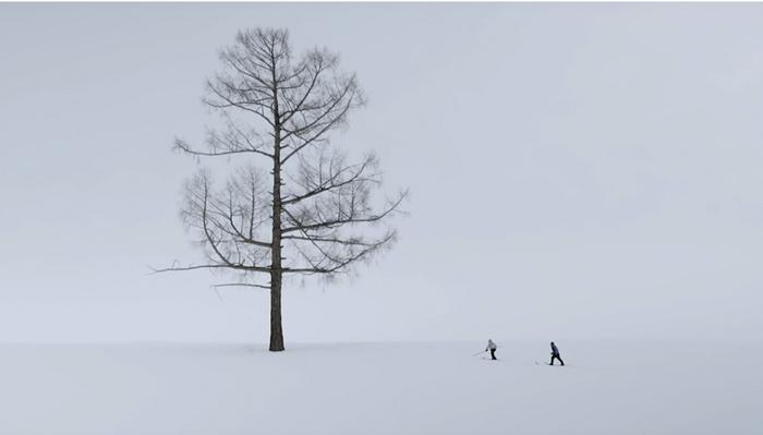 Jordan Manley Artistically Films 'A Skier's Journey'