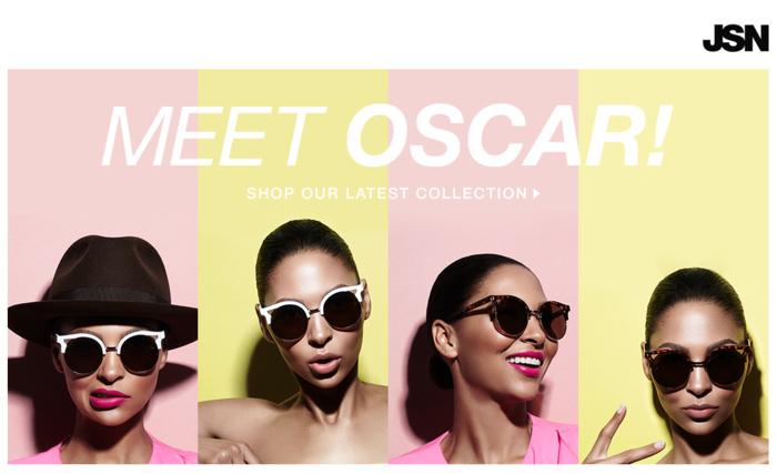 How Nathalie Gordon Shot the JSN.Studio Sunglasses Campaign