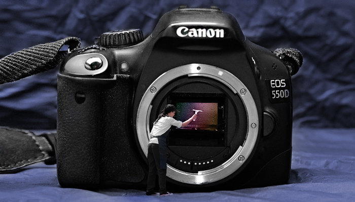 Have You Been Cleaning Your Camera Sensor Wrong All This Time?