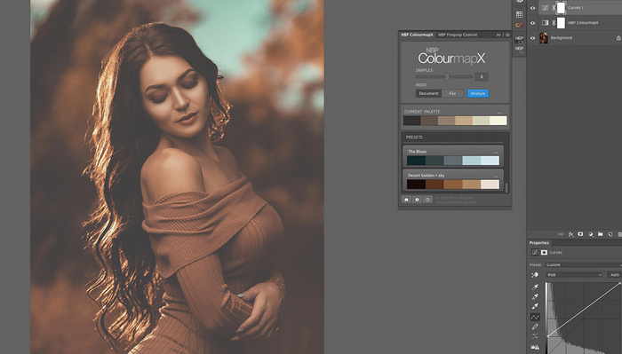 How I Clip Photoshop Adjustment Layers to Other Adjustment Layers