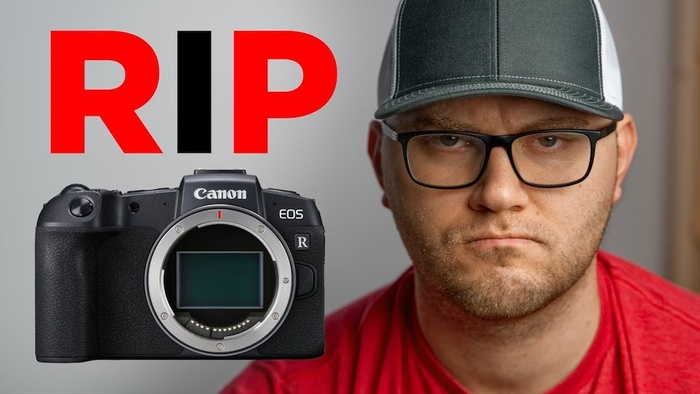 Why the Canon EOS RP Sucks for Video