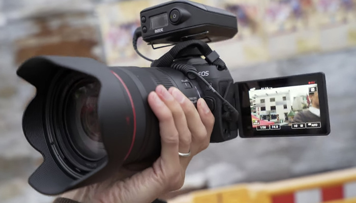 A Hands-On First Look at the Canon EOS RP