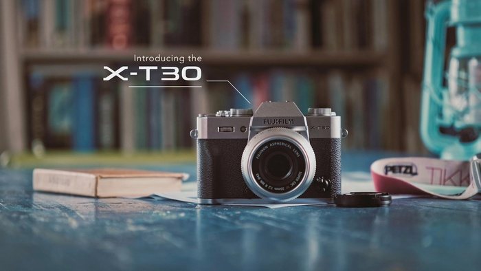 Hands on With the New Fujifilm X-T30