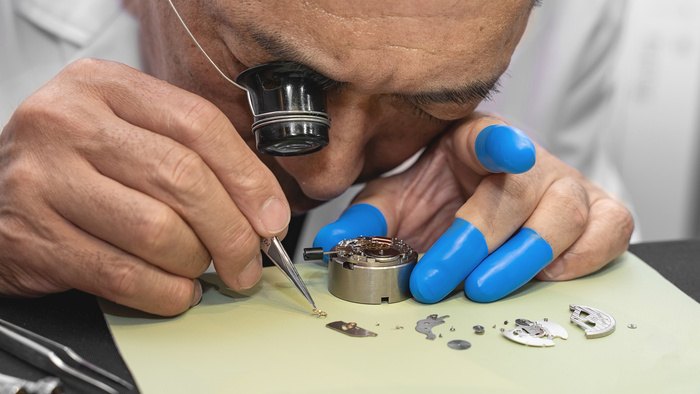 Photographing Grand Seiko's Master Watchmaker at Work