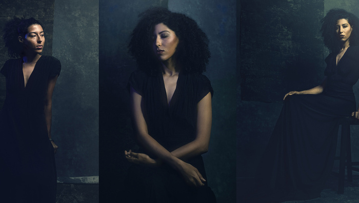 How I Photographed This Dark and Dramatic Fashion Series