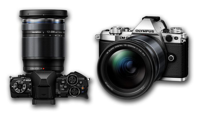 Olympus Announces the New 12-200mm Lens, and It's Tiny