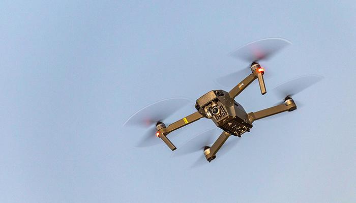 DJI Drones Essential in Helpingto Stop Notre Dame Fire