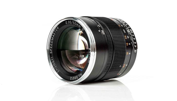 50mm f/0.95 for Canon RF, Nikon Z, and Sony E: The Mitakon Speedmaster Mark III