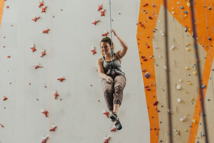 Indoor Climbing Photography Tips