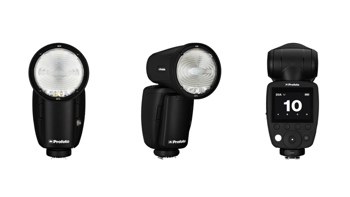 Profoto Answers Sony Shooter's Prayers: The Profoto A1X Is Here