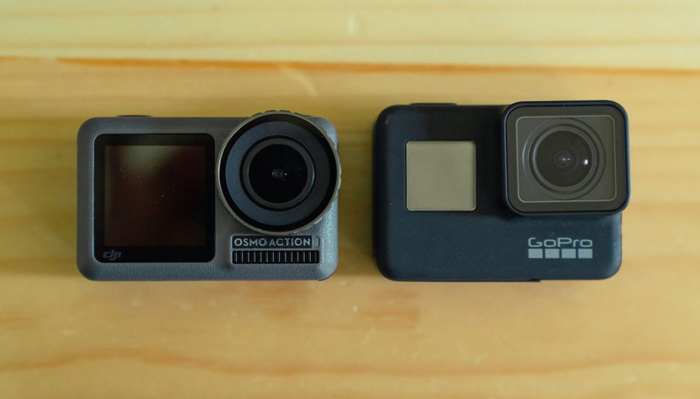 Hands on With the New DJI Osmo Action