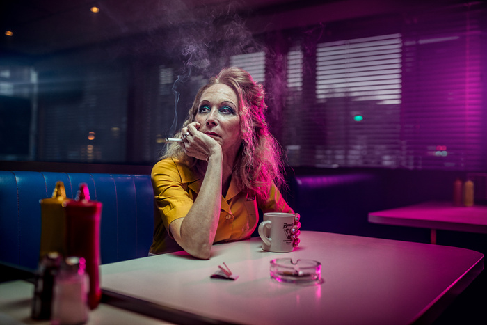 How Felix Renaud Shot Personal Project: Section Fumeur