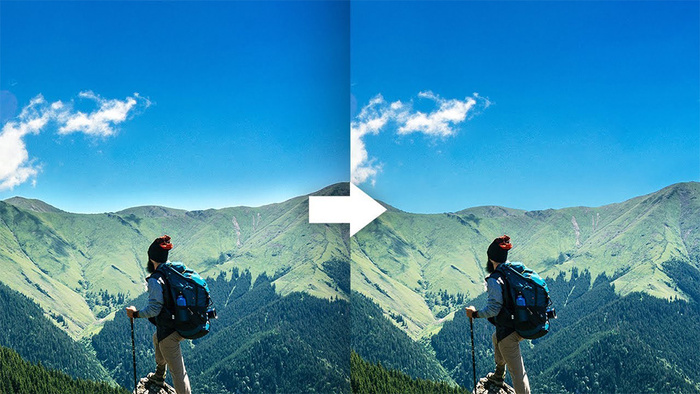 Removing Halos From HDR or Aggressive Photo Edits