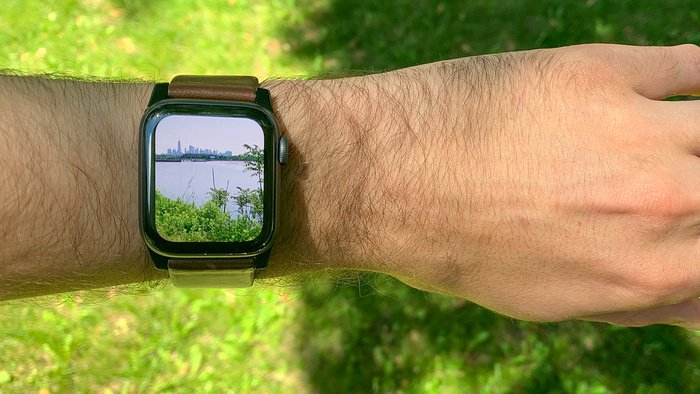 Apple Watch With a Camera? Newly Published Patent Shows Intriguing Design