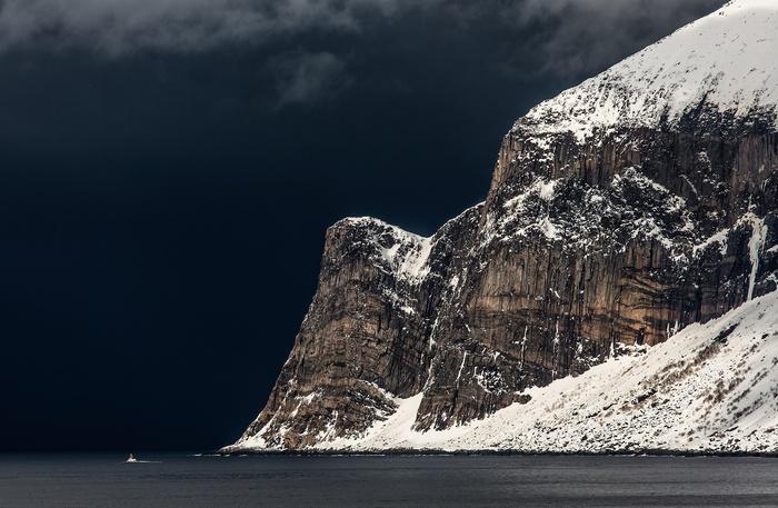 Advice For Composing Mountain Landscape Photographs