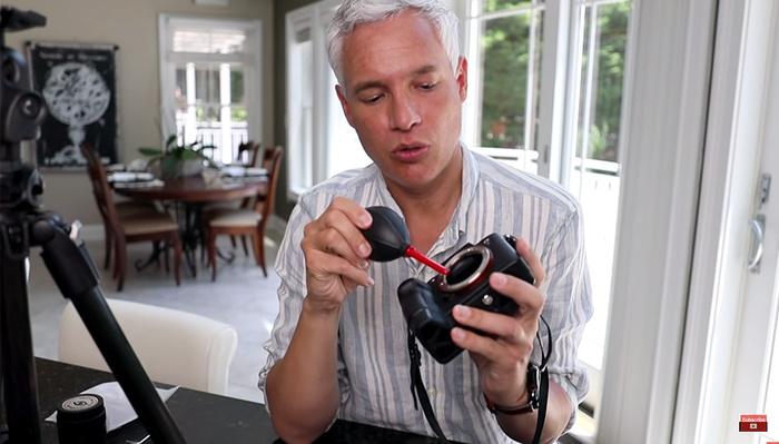 How to Properly Clean and Maintain Your Photo Equipment