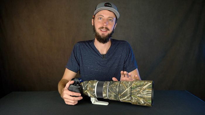 Kit Out Your Sony 200-600mm Lens With These Three Accessories