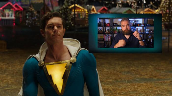 Practical Filmmaking Tips From 'Shazam' Director David F. Sandberg