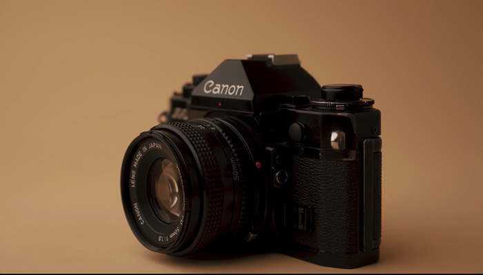 Shooting With a Classic 35mm Film Camera: The Canon A-1