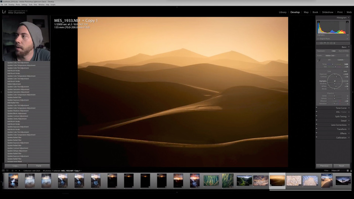 Learn How to Post Process a Desert Landscape