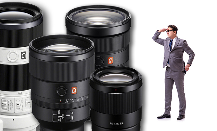 What New Lenses Can Sony Shooters Expect to See in 2020?