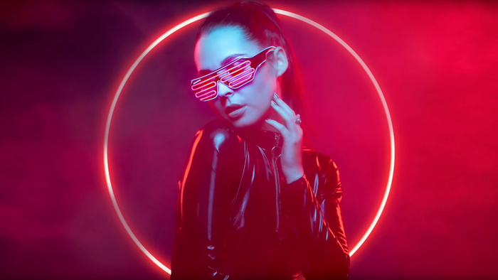 How to Create Neon Background Effects in Your Studio Portraits