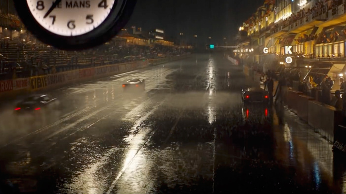How the Epic Race Scenes in 'Ford v Ferrari' Were Made